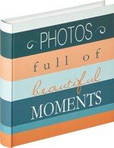 Walther Moments - Fotoalbum - 30x30 cm - 100 pagina's - Design Photos
