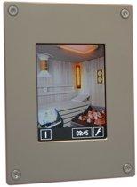 Sauna en infrarood besturing EOS Infratouch