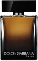 MULTI BUNDEL 2 stuks Dolce And Gabbana The One For Men Eau De Perfume Spray 100ml