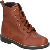 Little David Tigan Cognac Boots  Meisjes 33
