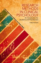 Research Methods in Clinical Psychology - an Introduction for Students and Practitioners, 3E