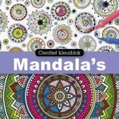 Creatief kleurblok mandala's