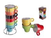 Espresso mokken - set van 6 stuks | Pride Kings®