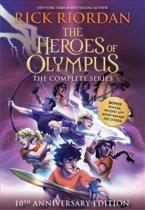 The Heroes of Olympus – Complete Series