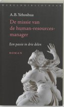De missie van de human-resourcesmanager