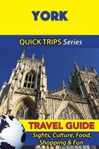 York Travel Guide (Quick Trips Series)