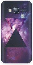 Galaxy J3 (2016) Hoesje Space