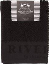 Riverdale Days - Handdoek - 50x100 cm - Zwart