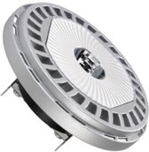 Sylvania LED reflector 12V 6.5W (vervangt 50W) G53 111mm 4000 koel-wit 40°