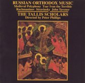 Russian Orthodox Music / Peter Phillips, Tallis Scholars