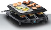 Steba RC4 plus - Steengrill/Gourmetset