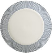 Royal Doulton Pacific Dots Dinerbord 28 cm - Porselein/blauw