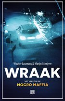 Boekomslag van 'Wraak'