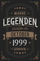 Wahre Legenden wurden im Oktober 1999 geboren