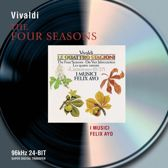 Philips 50 - Vivaldi: The Four Seasons etc / Felix Ayo, I Musici