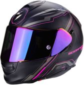 Integraalhelm EXO-510 Air Sync Matt Black/Pink