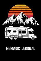 Nomadic Journal: Trip Planner, Memory Book, and Expense Tracker