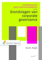 Grondslagen van Corporate governance