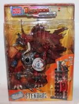 Mega Bloks Dragons Metal Ages: Stendhal
