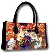 """Handbag """"The Virgin"""" van Gustav Klimt"""