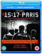 The 15:17 to Paris (Blu-ray) (Import)