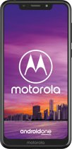 Motorola One - 64GB - Zwart