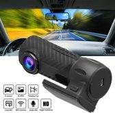TKSTAR HD WiFi Verborgen Auto Video Recorder 170 Graden Groothoek 30fps Nachtzicht DVR Dashcam