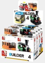 Sluban Builder Transport - Locomotief