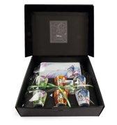 Disney cadeauset 12 6 espresso tassen met serveerschaaltje zeven dwergen