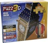 Puzzel MB 3D Big Ben