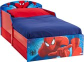 Spiderman bed - junior ledikant - incl bodem, excl matras