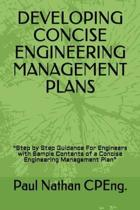 Developing Concise Engineering Management Plans