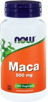 Now Maca 500 mg Capsules 100 st