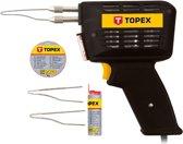 TOPEX soldeerpistool 150w incl soldeer