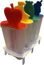 ijslolly vruchten vormpjes - ijs maker - ijsvormpjes - ijs lolly
