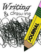 Writing and Drawing Journal