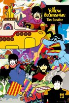 The Beatles-Yellow Submarine-Poster-61x91.5cm.