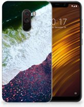 Xiaomi Pocophone F1 TPU Hoesje Design Sea in Space