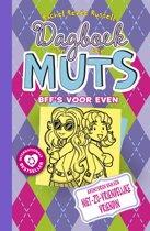 Boekomslag van 'Dagboek van een muts 11 - BFF's voor even'