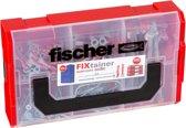 Fischer Fixtainer Duopower pluggen en Duotec schroevenset - 200-delig - 541106