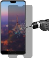 ENKAY Hat-Prince 0.26mm 9H 2.5D Privacy Anti-glare gehard glasfolie voor Huawei P20 Pro