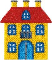 Hama Strijkkralen Grondplaat - Huis