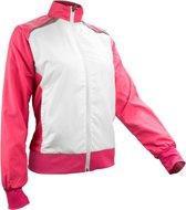 Avento Sportjack Meisjes Wit/roze Maat 164