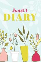 Janet's Diary
