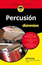 Percusion para Dummies
