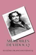 Memoires de Vidocq