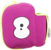 Fruitfriends Lunch Kit - Neopreen - Voor Kinderen - Hot Pink - Roze