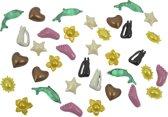 Badparels figuurtjes - 35 stuks - Corpo Bello - Badolie