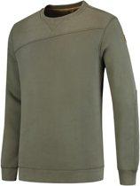 Tricorp Sweater Premium - army - 304005 - maat M