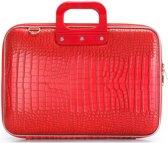 Bombata Cocco Laptoptas 15,6 inch Helder rood